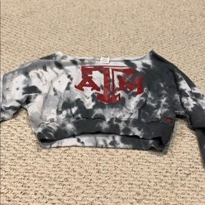 Texas A&M crop top